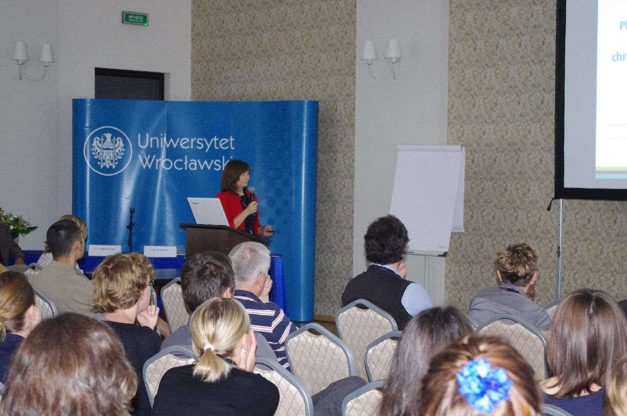 You are browsing images from the article: Zdjęcia z IV Konferencji PTSM